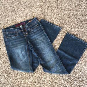 Hydraulic Superflow Metro Jeans Size 3/4